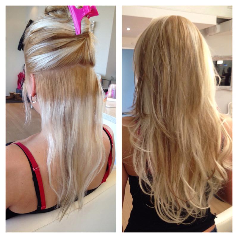 Jolla blow dry bar beauty salon wash style go - Beauty salon hair extensions ...